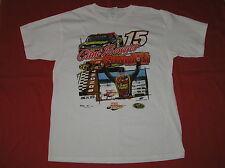 T-SHIRT CLINT BOWYER SONOMA 2012 NASCAR DRIVER CAR RACING RACE L TOYOTA SPRINT