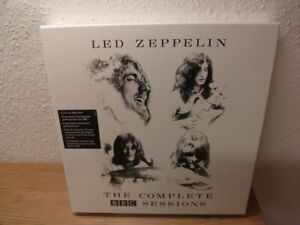 Sealed, Brand New Led Zeppelin The Complete BBC Sessions, 5 Vinyl LPs