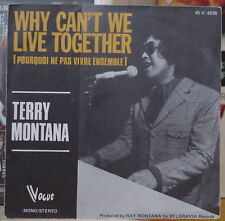 TERRY MONTANA WHY CAN'T WE LIVE TOGETHER  FRENCH SP VOGUE 1973