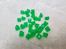 Monopoly Zapped by Hasbro Spare/Replacement Set of 32 Green Houses - Free P&P!