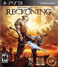 Kingdoms Of Amalur Reckoning PS3 Great Condition Complete Fast Shipping