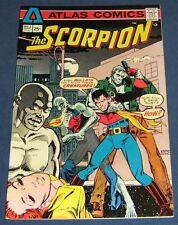 The Scorpion #2 May 1975 Atlas
