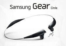 Samsung Gear Circle In-Ear Only Smart Wireless Bluetooth Headset - Black -