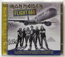 IRON MAIDEN - FLIGHT 666 - Double CD SEALED