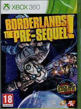 Borderlands: The Pre-Sequel ! (Xbox 360 Nuevo)