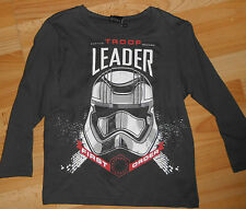 Langarm - Shirt  in Gr 116  Star Wars  + + super + Langarmshirt Pullover Trooper