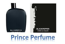 COMME DES GARCONS BLACKPEPPER EDP NATURAL SPRAY - 100 ml