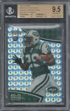 BILAL POWELL 2011 FINEST MOSAIC ROOKIE REFRACTOR RC #D 1/10 BGS 9.5 GEM MT POP 2