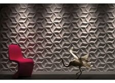 3D Decorative Wall Panels 1pcs ABS Form Plastic mold for Plaster