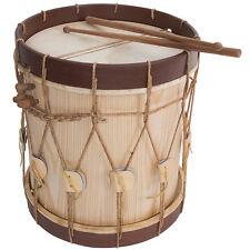 """Tambor del renacimiento, 13 """"X 13"""", Renaissance Drum, 13"""" X 13"""""""
