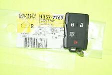 ACDelco 13577769 Genuine OEM Keyless Entry Remote FOB 15-16 Suburban Yukon Tahoe