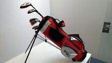 Junior Komplettset Graphit Bay Hill ® Golf 9-12 J Golfset Kinder Kinderschläger