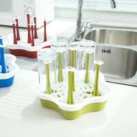 Practical Drying Rack Kitchen Organizer Cup Mug Holder Mug Glass Bottle Kitchens