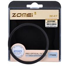 Zomei 72mm UV MCUV Filter lens Protector  U-HD Ultra Slim 18 Layer Multi-Coated