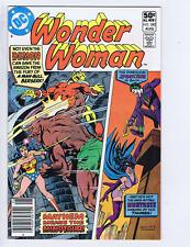 Wonder Woman #282 DC 1981