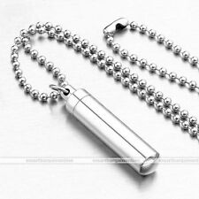 Stainless Steel Cremation Costume Pendants