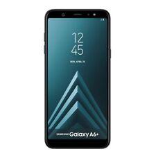 "SAMSUNG A6+/A6 Plus A605G 4GB/32GB 6"" FHD+ Smart Phone Factory Unlocked Black"