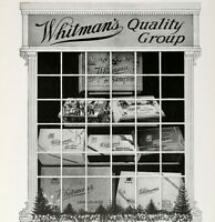 1921 Whitman's Chocolates Print Ad - Stephen F. Whitman & Son Inc. Sept 1921