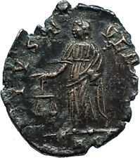 Divus CONSTANTINE I Memorial Deification 342AD RARE Ancient Roman Coin i66135