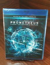 Prometheus (3D+Blu-ray Disc/HD Digital Code,2015)NEW-Free Shipping with Tracking