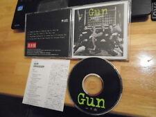 RARE OOP JAPAN PROMO Gun CD Swagger EL PRESIDENTE Maestro Cameo cover WORD UP 94