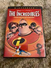 The Incredibles Dvd Widescreen Disney