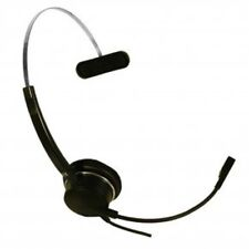 Headset + NoiseHelper: BusinessLine 3000 XS Flessibile mono per Linksys SPA 922