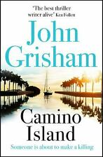 Camino Island by John Grisham Novel Paperback Book 9781473663749