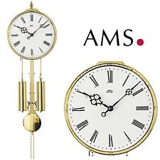 Ams 348 Pendelwanduhr Regulator