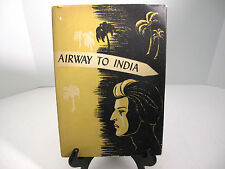 1945 AIRWAY TO INDIA Central African Division Air Transport Command HC/DJ/1st