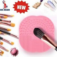 Makeup Brush Washing Cleaning Mat Cosmetic Cleaner Pad Scrubber Board Fashion
