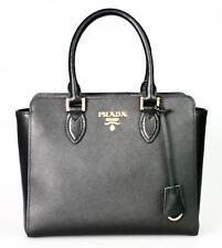 Luxury PRADA SAFFIANO HANDBAG 1ba113 Black New New