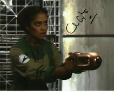 Doctor Who Autograph: SNEH GUPTA (Resurrection of the Daleks) Signed Photo