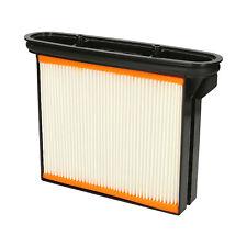 Faltenfilter Filter Kassette für Bosch GAS 25, GAS25 GAS 50, GAS 50M Staubsauger