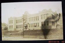 High School, Chehalis Washington - Divided Back Postcard