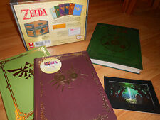 Zelda HC Box Set Strategy Guide LOT A Link Between Worlds, Majora's Mask, Hyrule