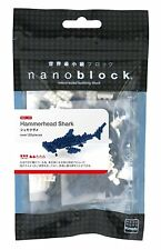 Nanoblock Hammerhead Shark 120 Pcs Building Kit NBC-137 In stock