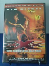 Xxx (Widescreen Special Edition Dvd) - Vin Diesel - New and Sealed