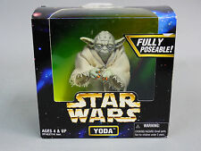 """Vintage Star Wars YODA  Action Collection  6"""" FIGURE  #rk1"""