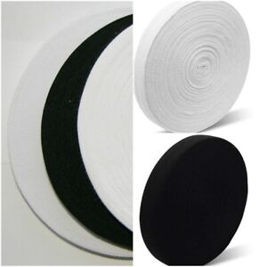 """50 METER ROLL 1"""" & 3/4"""" WIDTHS COTTON TAPE for BUNTING,APRON ETC FULL"""