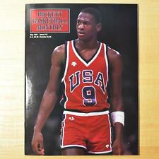 Vintage Beckett Basketball Monthly May 1991 Issue #10 Michael Jordan Olympic USA