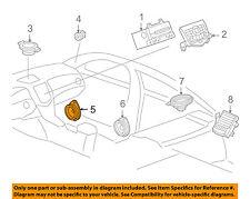 Chevrolet GM OEM Cruze Sound System Audio Stereo-Front Door Speaker 95949143