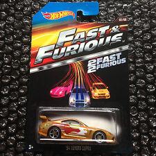 Hot Wheels Fast And Furious '94 Toyota Supra