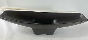 Ellis Mid Century Vintage Australian Pottery Signed Float Trough Vase