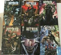 Batman Who Laughs #1 2 3 4 5 6 (Full Run) Mico Suayan  NM