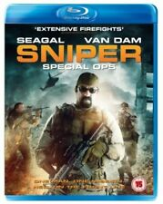 Sniper Special Ops Steven Seagal Blu Ray