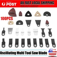 100x oscillating multi tool saw blades for FEIN ,BOSCH,Dremel,Makita Multitool