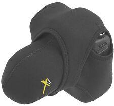 Stretchy & Reversible Wrap Case Camera Bag For Samsung NX100 NX200 NX210