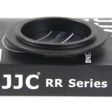 JJC RR-SM Anillo Adaptador Inversor Macro Objetivos lentes Sony 52mm