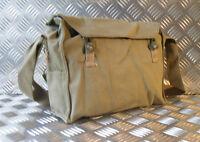 Genuine Army, Vintage Gas Bag. Side / Shoulder / Messenger Bag - G1
